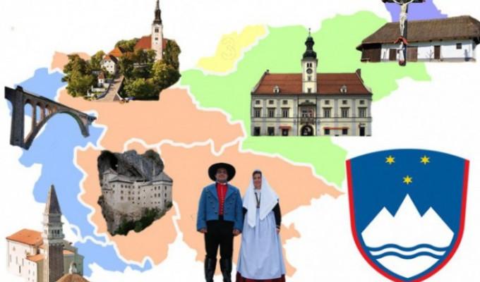 Ile Słowenii w Słowenii? Od Prekmurja poPrzymorze