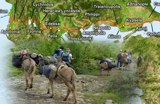 Rzymskim szlakiem przezBałkany
